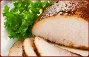 HERBED SMOKE-ROASTED TURKEY BREAST - Traeger Grill Recipes