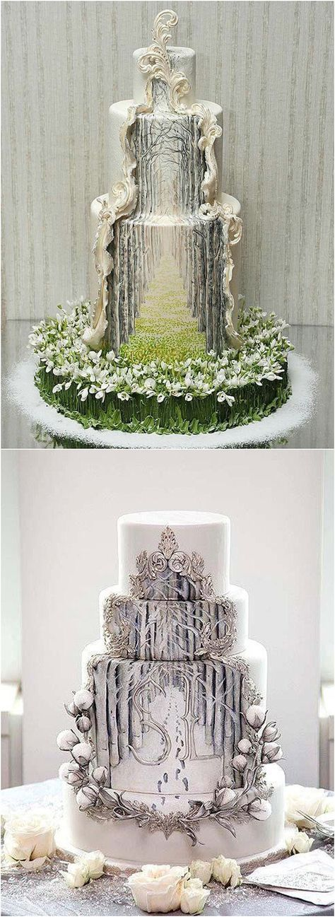Wedding Enchanted Forest Themed Wedding Cakes#weddingcakes #weddingideas #whimsical #enchantedwoodsy wedding cakes | enchanted wedding cakes | enchanted wedding cakes fairy tales | enchanted wedding cakes forest theme | enchanted forest wedding ideas