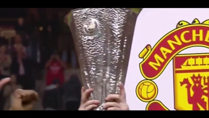 Selebrasi Manchester United Launch 2016 Europa Cup 2017 Trophy 2017