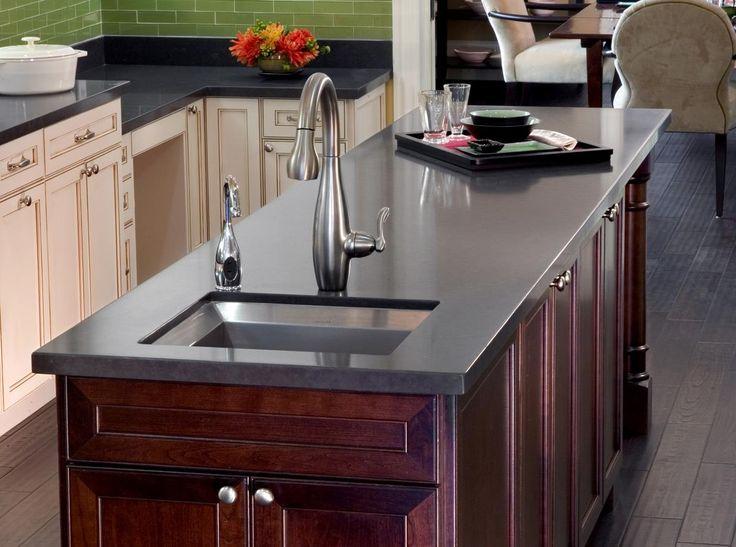 Caesarstone raven arbeitsplatten sind in puncto design und funktionalität ideal http www · arbeitsplattenatursteinerabe