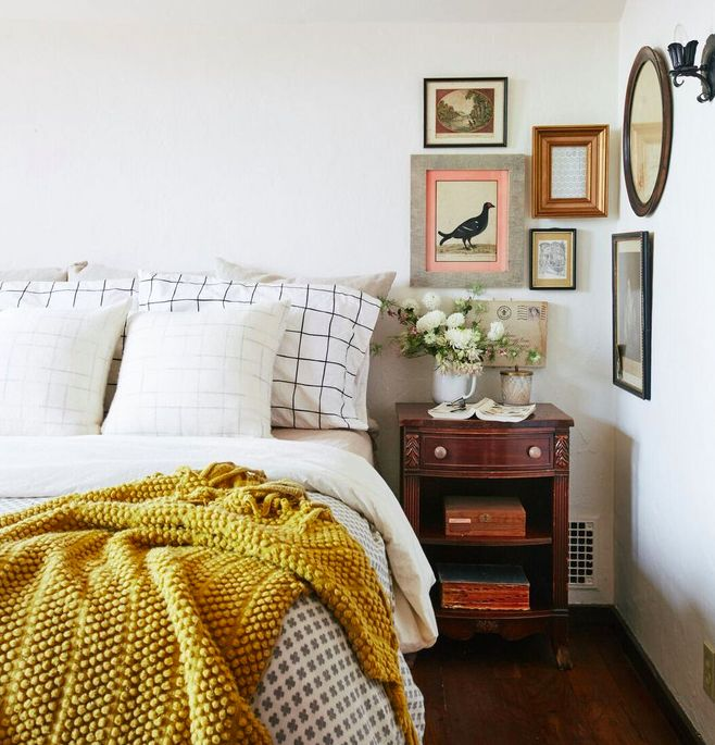 Six Ways to Create Cool Bedroom Interiors When Renting
