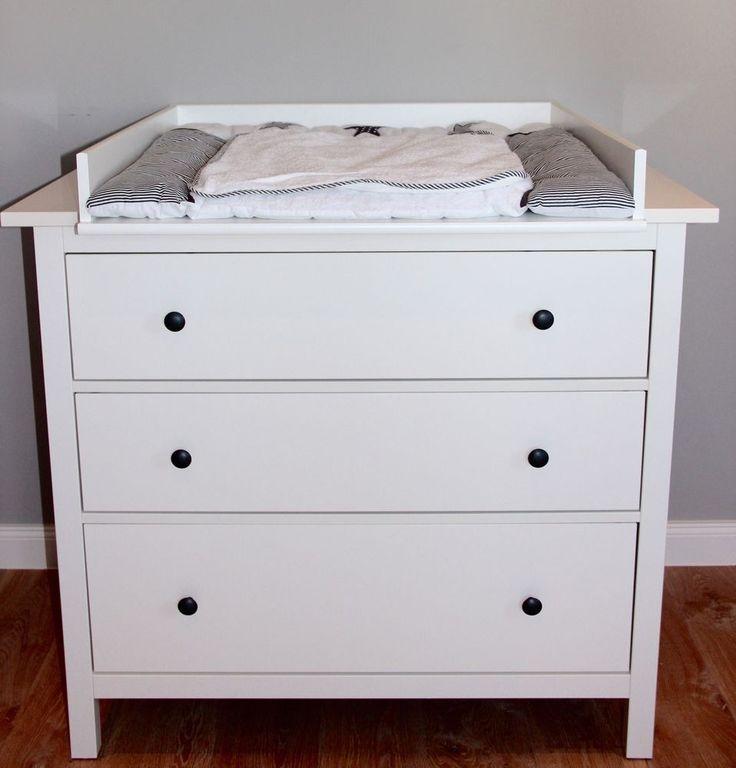 ... Ikea Hemnes Kommode! in Baby, Möbel, Wickeltische & -zubehör  eBay