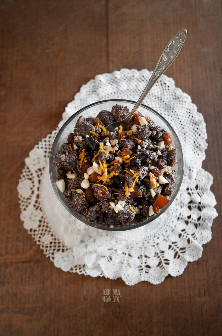 Swee poppy seed mix for cakes and other desserts (raw and vegan) / Domowa masa makowa na makowiec i kutię (wegańska i witariańska)