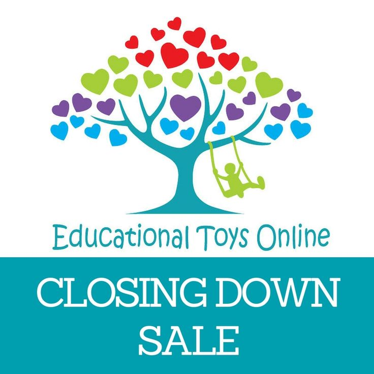 CLOSING DOWN SALE.