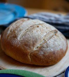 grekiskt bondbröd