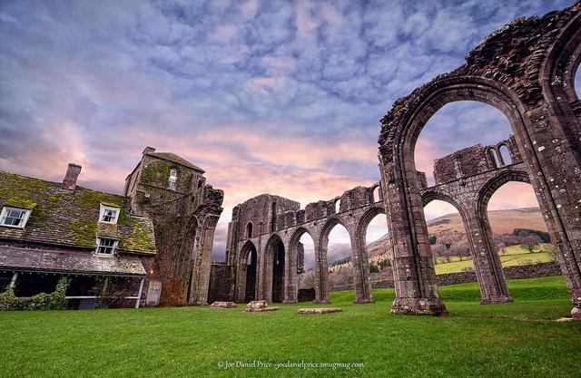 Llanthony Priory, Monmouthshire, Wales by Fragga via Flickr