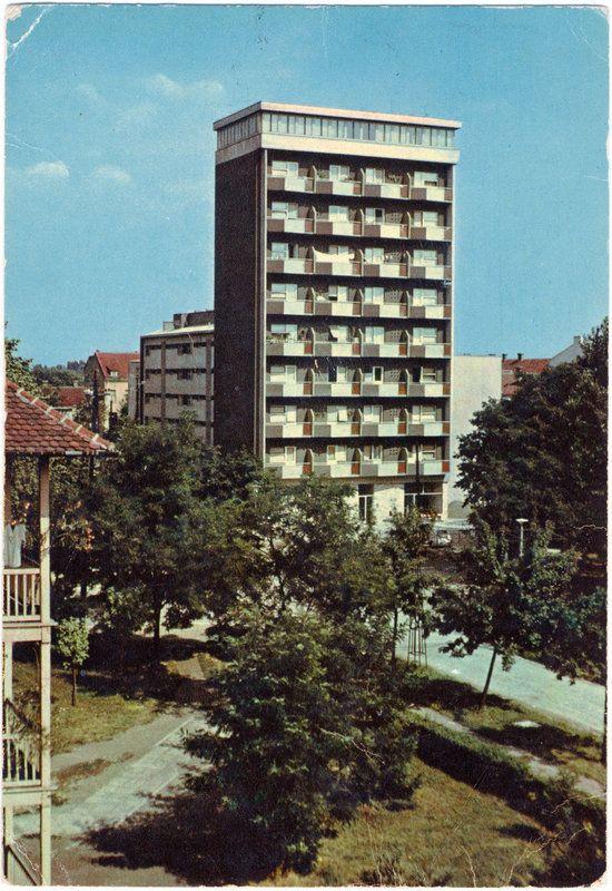 Incredibly Boring Postcards (4)  Slavonski Brod, Croatia (mid 1960s)