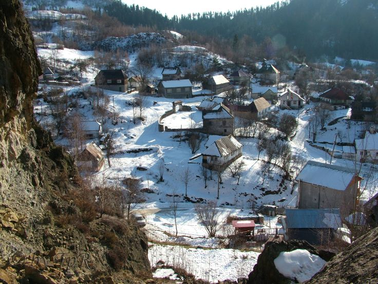 Rosia Montana, Alba County, Romania