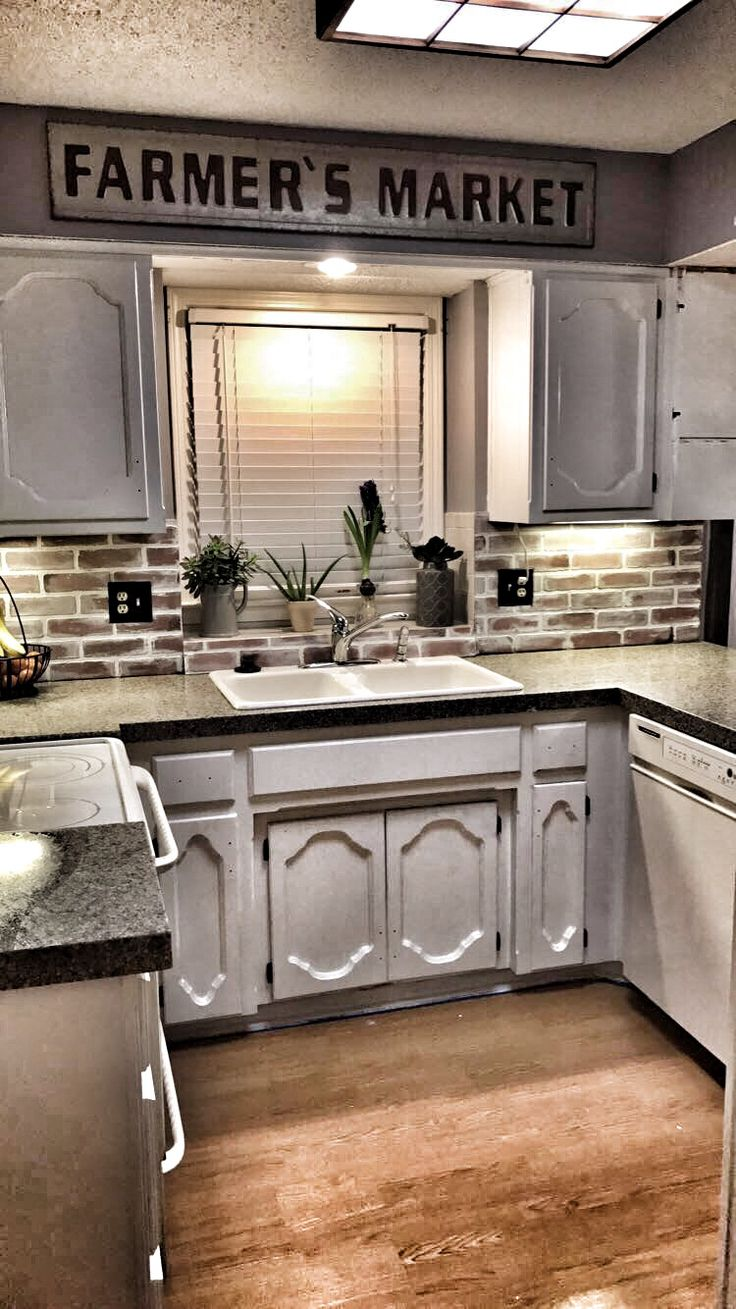 My Redo Of Our Manufactured Home In 2019: 25+ Best Ideas About Cheap Kitchen Countertops On