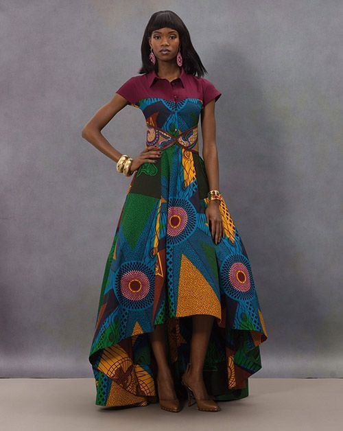 African Boutique Online Every purchase of African print clothing from Kitenge directly supports the Tanzanian textile industry, helping to increase employment through job creation, which improves the lives of the Tanzanian tailors and their families.
