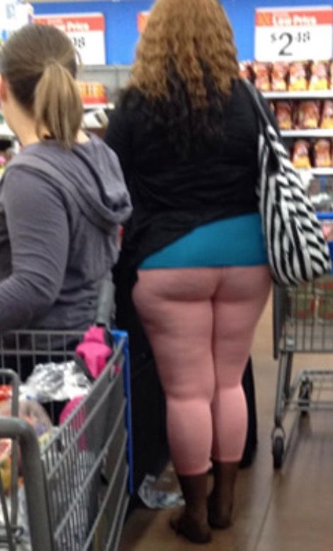 Skin Colored Pants at Walmart - Funny Pictures at Walmart