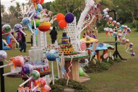 Willy Wonka Party via Kara's Party Ideas | KarasPartyIdeas.com #willy #wonka #chocolate #candy #factory #party #ideas (41)