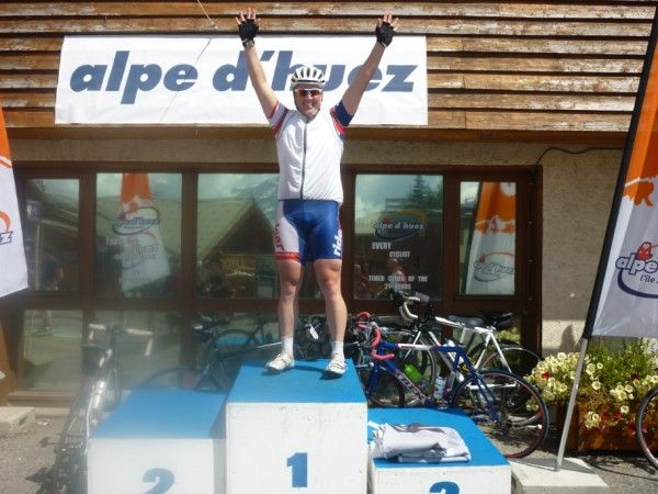 What'll be your time up Alpe d'Huez?
