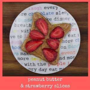 A kid friendly Peanut Butter & Strawberry Toastie for a post school healthy snack... from www.kellyfrancis.co.za