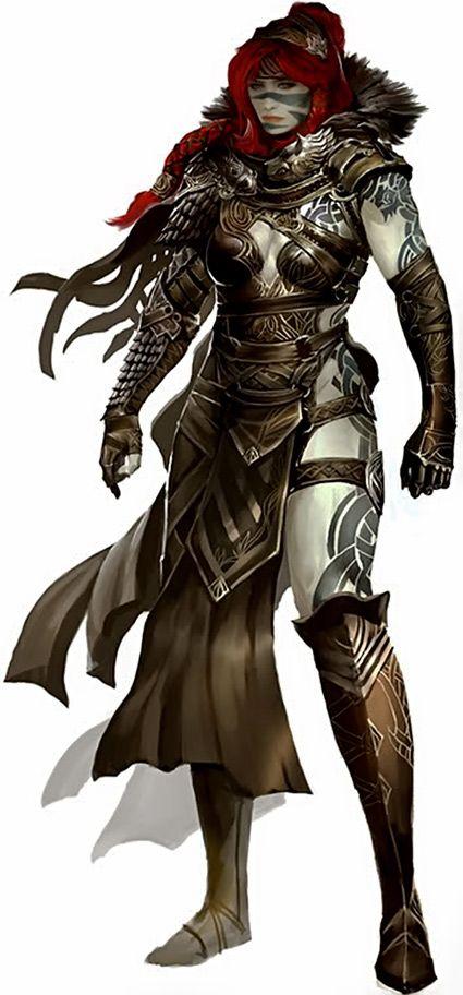 Eir Stegalkin - Guild Wars 2 - Character profile