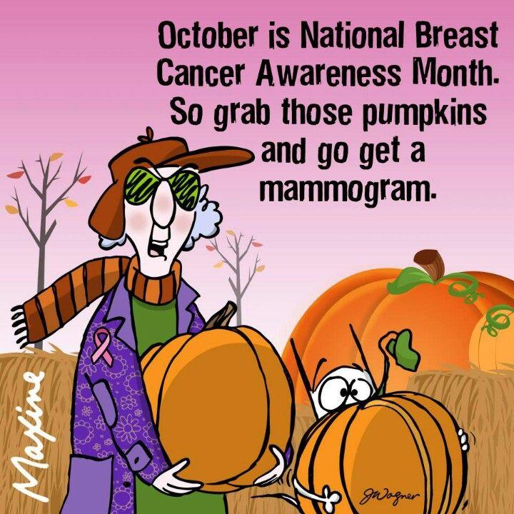Mammogram humor