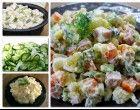 9 vendégváró saláta recept szilveszterre! Egyik jobb, mint a másik :) - MindenegybenBlog