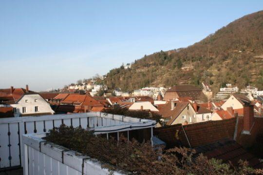 Wunderschöne 2 Zimmer Dachgeschosswohnung in Heidelberger Altstadt 890