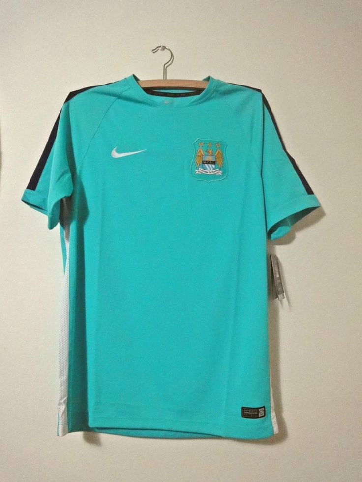 New Manchester City CF Original Nike training shirt