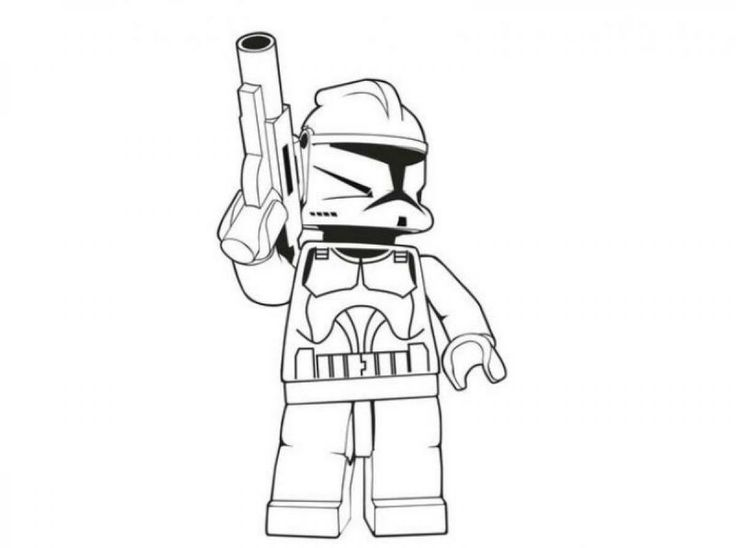 80 best Star Wars Party images on Pinterest Star wars birthday - best of lego sports coloring pages