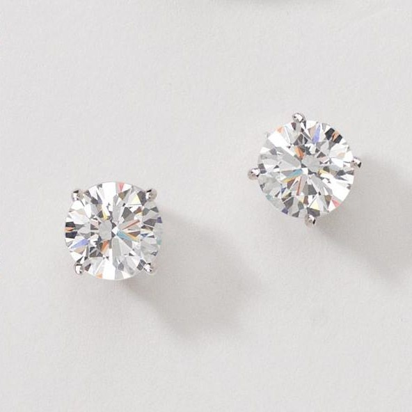 Millionaire Club Earrings Solitaire Our Brilliant Studs Are A Best Er Swarovski Zirconia