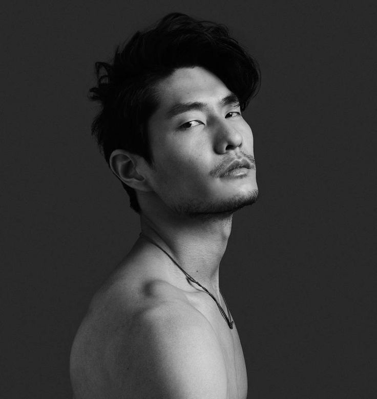 16 Stunning Photos That Shatter Society's Stereotypes About Asian Men - Mic | Dae Na and Daniel Liu can get it.