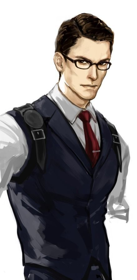 William Zahne, ex drogellenes ügyosztály nyomozó.  Erősen kiberelt bicskás, skillwire, indukciós csatlakozó tenyér.