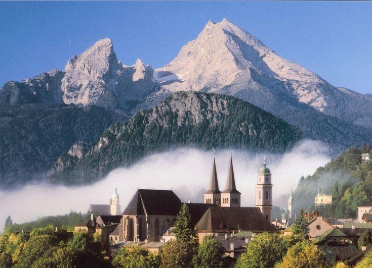The Bavarian Alps: Eagles Nests, Dreams Places, Buckets Lists, Favorite Places, Bavarian Alps, Beautiful Places, Mountain Bike, Honeymoons Destinations, Berchtesgaden