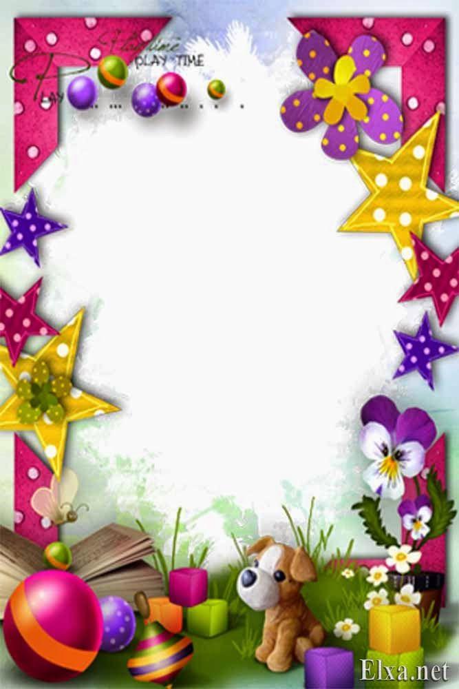 The 106 best png frame images on Pinterest | Kids, Flower frame and ...