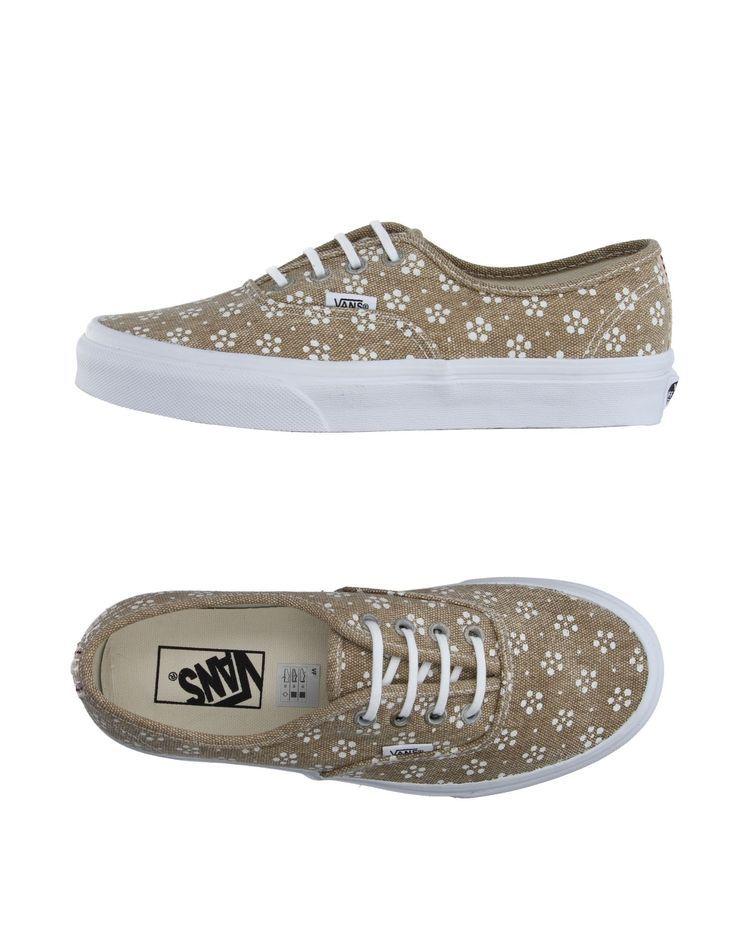 best service 4ada8 aa0ed Yoox SALE | VANS Damen Low Sneakers & Tennisschuhe11-#damen ...
