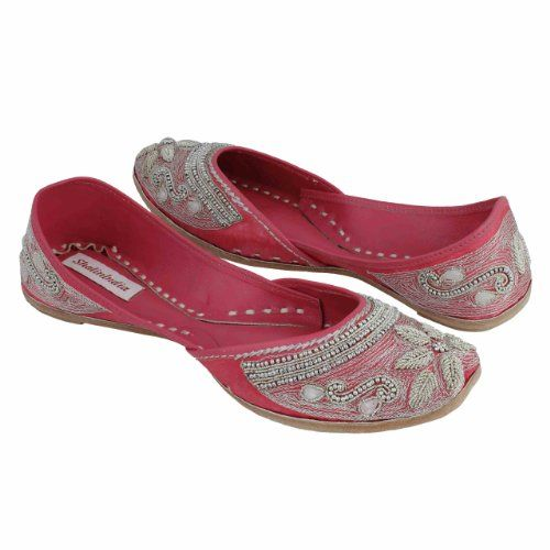 Amazon.com: Handmade Shoes Beaded Embroidered Indian Moccasins For Women Size: 9.5: Shoes