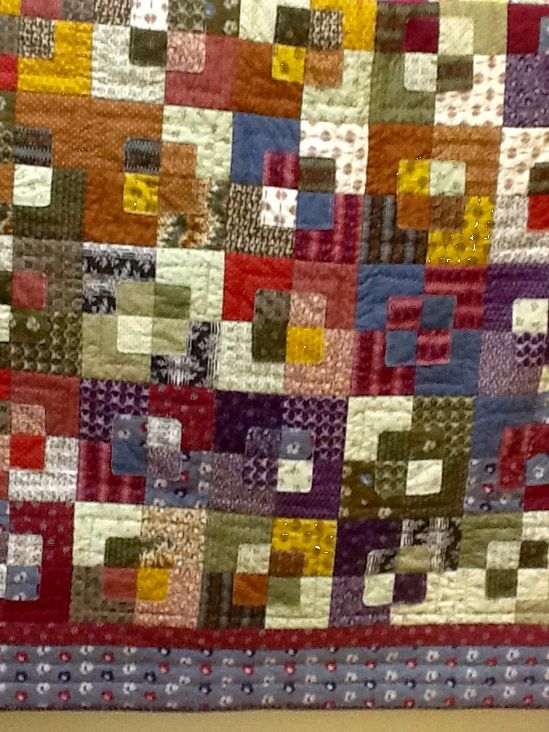 Loose Change Quilt From Missouri Star Quilt Company