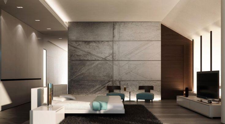 concrete tv wall - Szukaj w Google