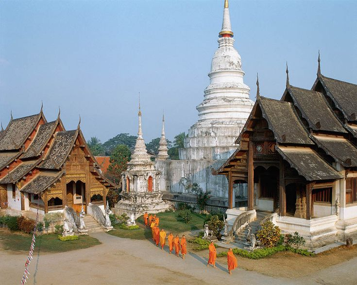 Chaing Mai, Tailandia