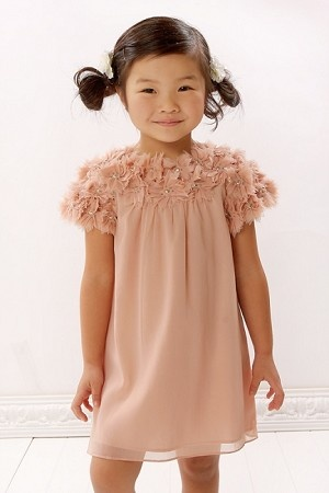 Too expensive, but beautiful!Little Girls, Fabrics Flower, Dance Costumes, Beige Dresses, Flower Dresses, Easter Dresses, Girls Dresses, Bridal Shower, Kids Clothing