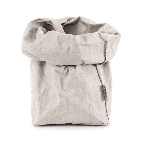 Uashmama papirpose - Large GREY 185,-