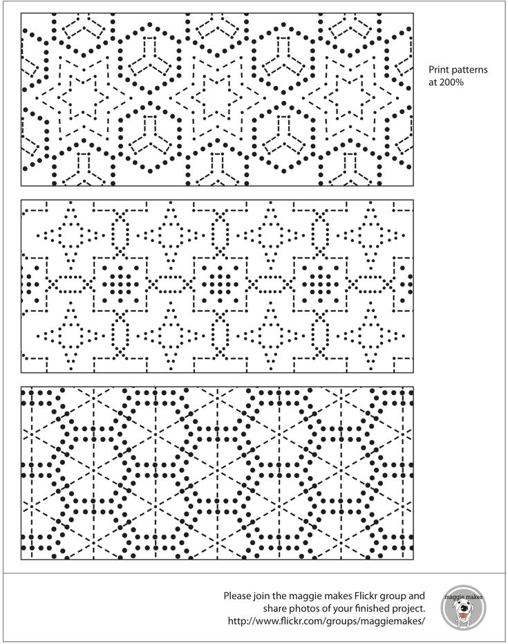 tin lanterns patterns