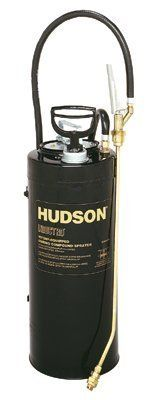 H. D. Hudson - Industro® Curing Compound Sprayers 2.5-Gal. Industro Curingcompound Sprayer Gal - Sold as 1 Each by H. D. Hudson Products. $155.43. H. D. Hudson - Industro® Curing Compound Sprayers 2.5-Gal. Industro Curingcompound Sprayer Gal - Sold as 1 EachSpray Thick curing compound sprayer. Sprays up to 35% solids. Endural® epoxy-coated inside and out. Separate opening allows filling without removing pump. Goodyear® chemical resistant hose. Brass Thrustl...