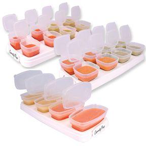 BABY CUBES - Baby Food Storage Cubes at MyPreciousKid.com