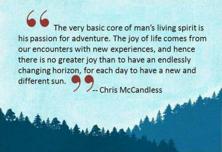 Life in the Eyes of Chris McCandless Essay Sample