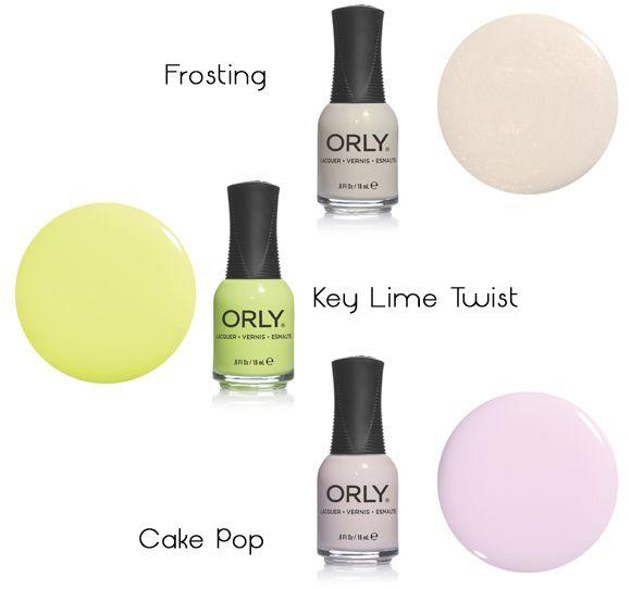 Orly Sugar High: la dolcezza della primavera http://bit.ly/1vIWFmv #newcollection #nails #nail #nailpolish