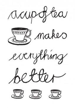 Cup of Tea - Print
