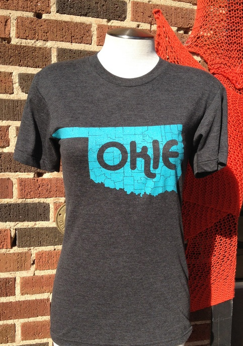 OKIE Shirt by DNA Galleries $26