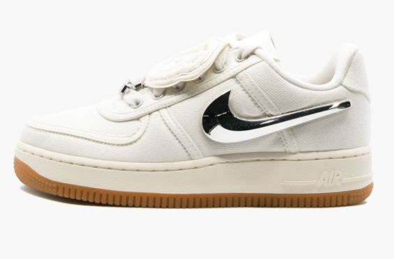 acbcf722a59 Are You Copping The Travis Scott x Nike Air Force 1 Low Sail This Week