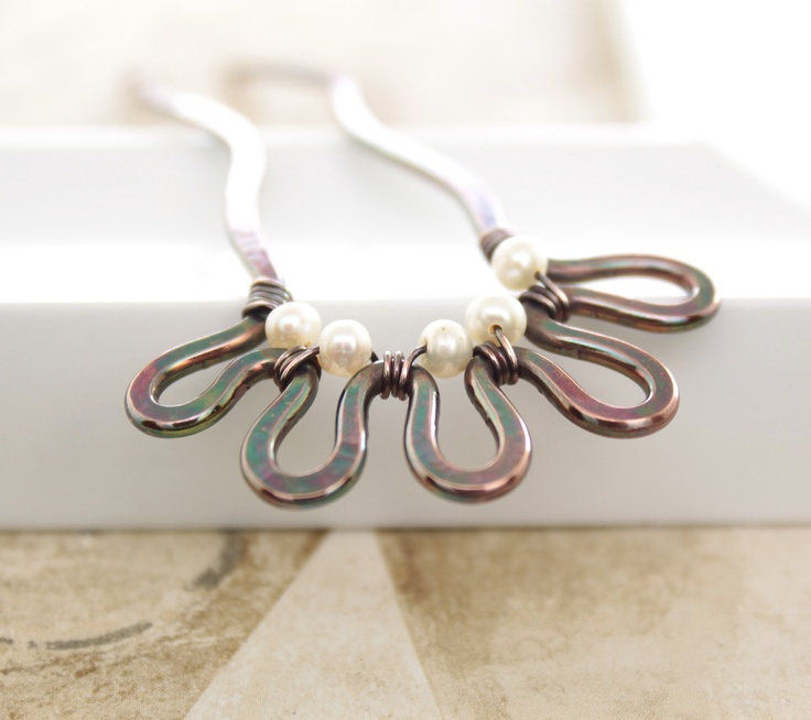 134 best Брошки, фибулы images on Pinterest   Wire jewelry, Wire ...