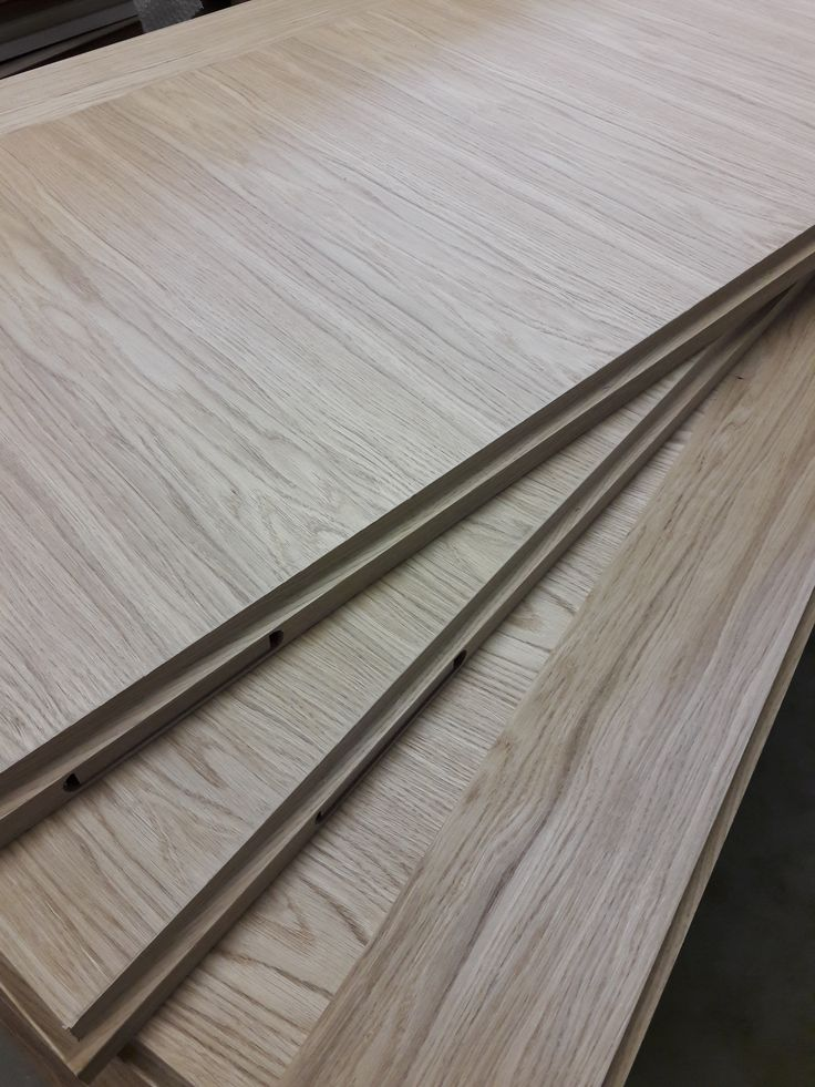 PRIMERA natural oak doorpanels