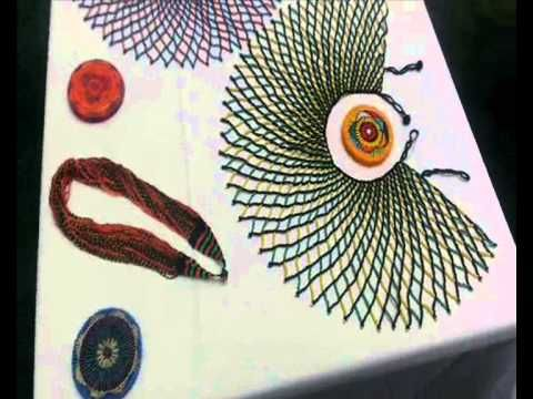 Exhibition of authentic South African products of beads. Serdika Center Sofia April 2014 - YouTube