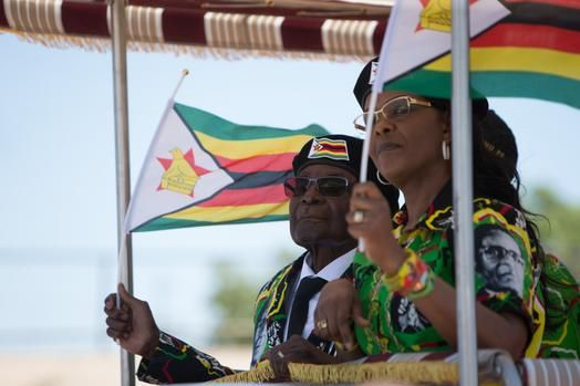 Harare ‑ Zanu-PF has on Monday, laid charges against embattled President Robert Mugabe as the ruling party attempts to kick the 93-year-old -- who has been Zimbabwe's leader since independence from colonial rule in 1980 -- out of power.
