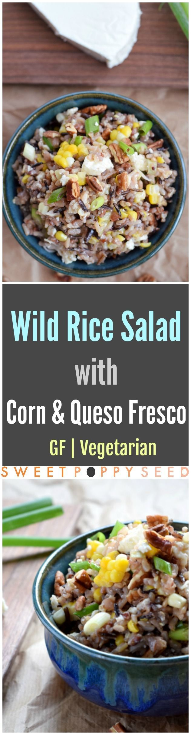 A delicious hearty salad side perfect for family weknight dinners or an easy lunch.