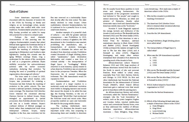 the harlem renaissance an american experience essay The harlem renaissance and its role in american  the african american experience is defined by the  we will write a custom essay sample in.